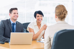 recruiters-checking-candidate-job-interview-office-37394926